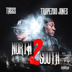 North 2 South Trapezoid Jones and Taggs front cover