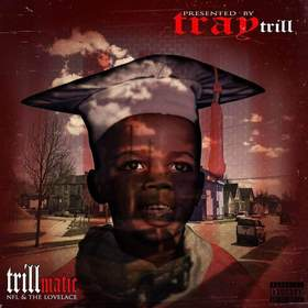 Trillmatic (By Tray Trill) DJ Stop N Go front cover