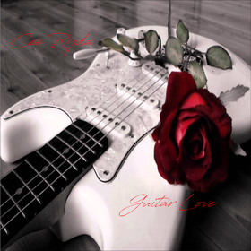 Guitar Love Cee Ryda front cover