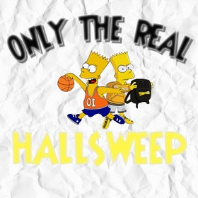 Hall$weep (Hosted by DJ VELL) OTR (ONLY THE REAL) front cover