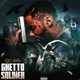 Ghetto Soldier LGMT SKOOTA front cover