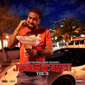 Just Because Vol 5 DJ Coop Hoe front cover
