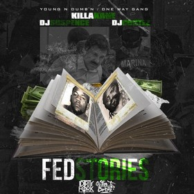 Fed Stories Killa Kane front cover