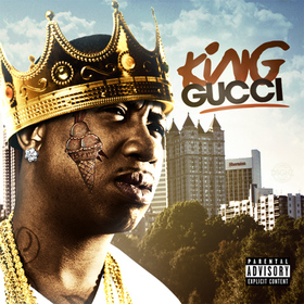 King Gucci Gucci Mane front cover