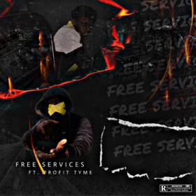Free Services Ft. Profit Tyme crosslanez front cover