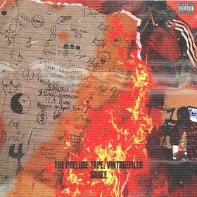The Prelude Tape: Vintagefiles Sauce front cover