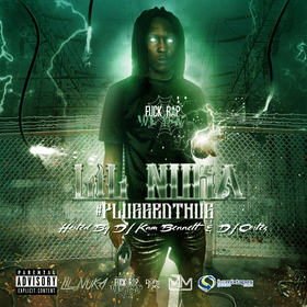 Plugged Thug  Lil Nuka front cover