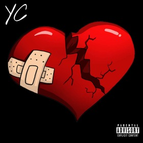 Heartbreakimony (The Mixtape) Yung Chris front cover