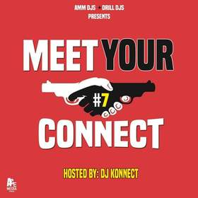 Meet Your Connect 7 DJ Konnect  front cover
