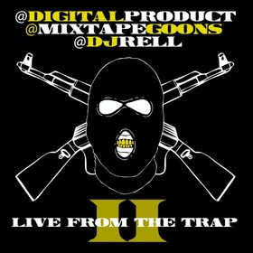 Live From The Trap II Digital Product front cover