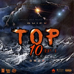 """Quick Drop Top 10: Ep. 1 Kevin """"PrimeTime"""" Woods front cover"""