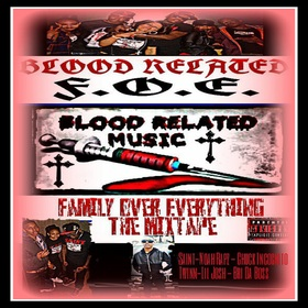 Blood Related F.O.E. Blood Related Music front cover