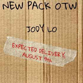 Jody Lo -- New pack OTW (August 9th) The Dope Plugs front cover