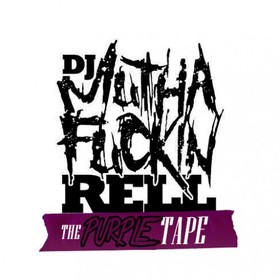 The Purple Tape DJ Rell front cover