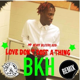 BKH - Love Don't Cost A Thing Yung Chris front cover