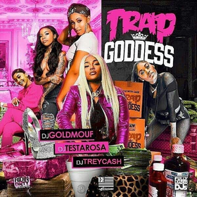 Trap Goddess Fully Loaded DJs front cover