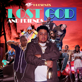 Lost God & Friends Lost God front cover