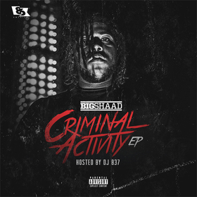 Criminal Activity Big Shaad front cover
