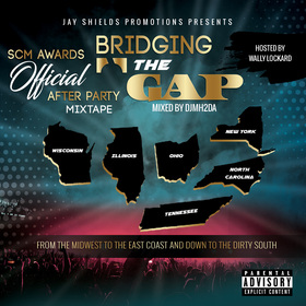 Bridging The Gap - SCM Afterparty Mixtape Various Artists front cover