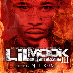 I Am Alabama 3 Lil Mook front cover