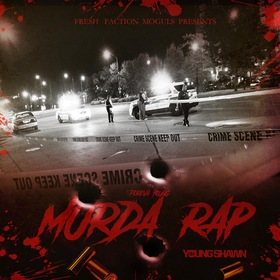 Murda Rap Foreva Young front cover