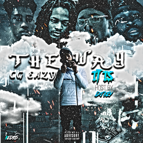 The Way It Is CG EAZY front cover
