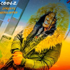 Coolz - Streets Affiliated @BBCoolz Keyy92 front cover