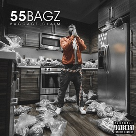 Baggage Claim 55bagz front cover