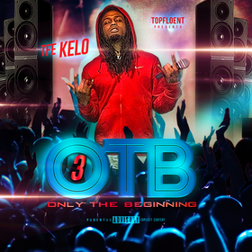 Only The Beginning 3 TFE Kelo front cover