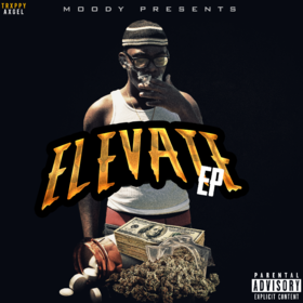 Elevate EP SG Moody front cover