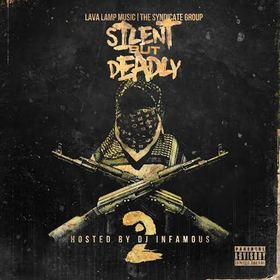 Silent But Deadly Vol. 2 DJ Infamous front cover