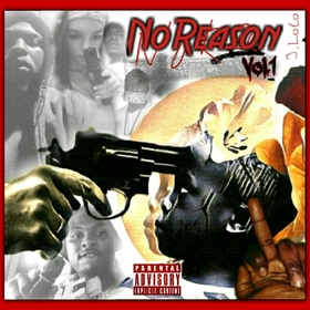 No Reason Vol.1 J.LoCo front cover