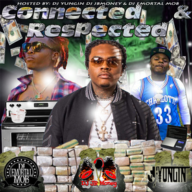 Connected & Respected Vol 1  Various Artists front cover