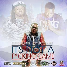 It's Not A F*ckin Game 3 Various Artists front cover