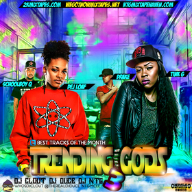 Trending Gods 3 Various Artists front cover
