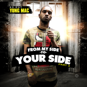 From My Side To Your Side Part 3 Yung Mac front cover