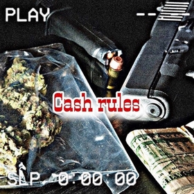 Lil Draco - Cash Rules Dizzsani front cover