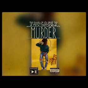 Murda  - Single BagchaserBaby front cover