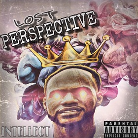 ' LOST ' Perspective Mixtape iNTELLECT front cover