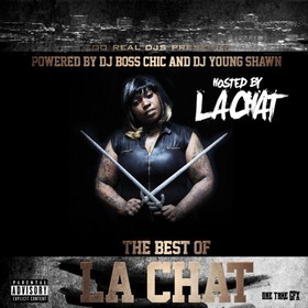 The Best Of La Chat La Chat front cover