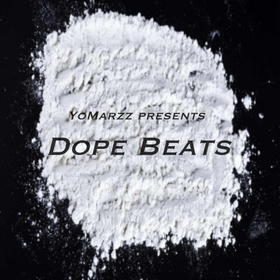Dope Beats YoMarzz front cover