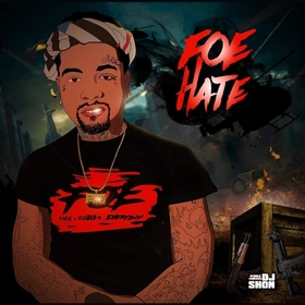 Foe Hate Foe front cover