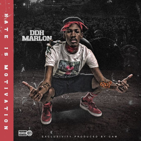 Hate Is Motivation (H.I.M) Produced By ¡CAM! DDH Marlon front cover