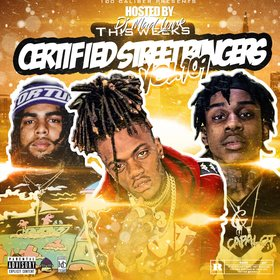 This Weeks Certified Street Bangers Vol.109 DJ Mad Lurk front cover