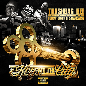 Keys To The City  Trashbag Kee front cover