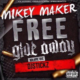 Free Give Away Mikey Maker  front cover