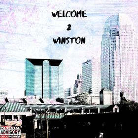 WELCOME 2 WINSTON The Dope Plugs front cover
