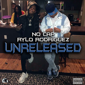 No Cap & Rylo Rodriguez - Unreleased Dj Hustle Man front cover