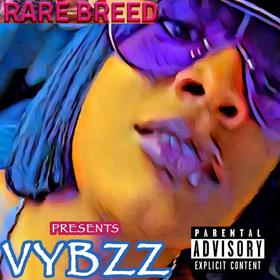 VYBZZ Rare Breed front cover