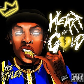 Heart Of Gold Tre $tyles front cover